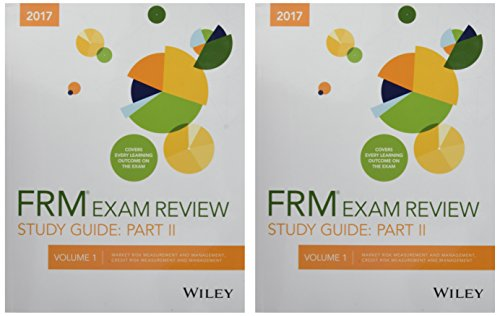Wiley Study Guide for 2017 Part II FRM Exam: Complete Set