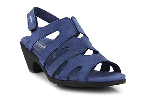 MEPHISTO CORALIE - Sandales / Nu-pieds - Femme Indigo