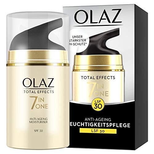 Olaz Total Effects LSF 30 Feuchtigkeitspflege, 50 ml