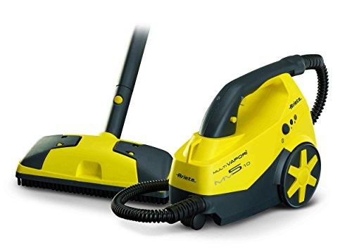Ariete 4143 - Limpiador de vapor MV5.10, color amarillo