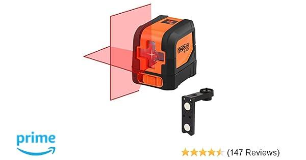 Tacklife Entfernungsmesser Unterschied : Tacklife sc l01 klassischer kreuzlinien laser mit messbereich 10m