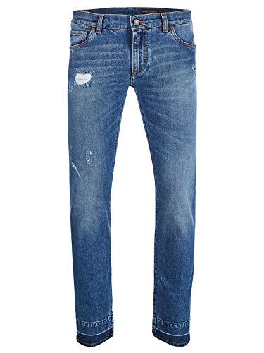 Dolce & Gabbana Jeans (M-01-Je-49014) - 52(DE) / 52(IT) / 52(EU) - blau (Jeans Dolce Gabbana Männer)