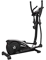 Proform 125 CSE Vélo elliptique, compact, compatible Bluetooth Appli iFit Cardio, 16 niveaux de résistance motorisée, 14 programmes, Usage Sport, Fitness, Bien-être