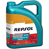 REPSOL MOTORÖL ELITE LONG LIFE 50700/50400 5W-30