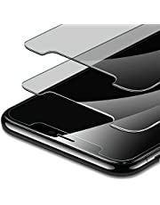 ESR [2-Pack] Tempered-Glass Privacy for iPhone 11 Pro /iPhone Xs