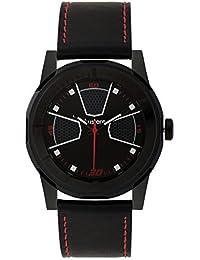 Austere Analogue Black Dial Men's Watch -Tt-0202R