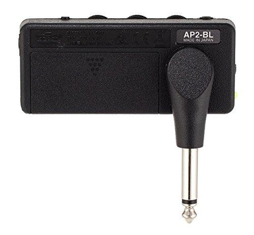VOX Amplug 2blues (ap2-bl)–Cuffie amplificatore per chitarra