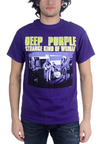 Deep Purple -  T-shirt - Uomo viola medium