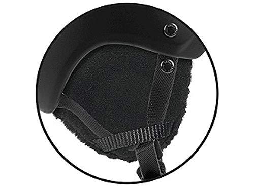 Casco Winterkit für Reithelm Nori und Choice Größe/Farbe S/52-56 / schwarz