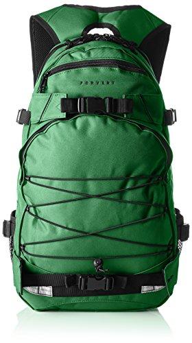 Preisvergleich Produktbild FORVERT Backpack Laptop Louis, Green, 51 x 29.5 x 15 cm, 26.5 Liter, 880192
