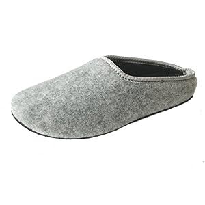 PantOUF- Zapatillas de Casa de Fieltro – Mujer/Hombre