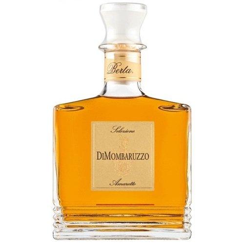 Berta Amaretto DiMombaruzzo Selezione Bottiglia 0,70 lt. - Geschenkidee