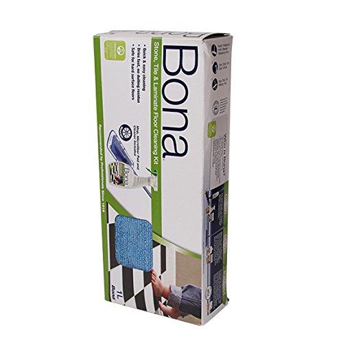 Floor Bona Mop (Bona Hard Boden Reinigung Kit jetzt bekannt als Fliesen & Laminat Reinigungs-Set)