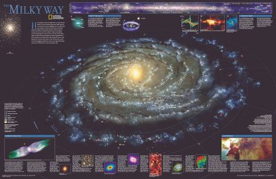 poster-national-geographic-the-milky-way-dimensione-79-x-51-cm
