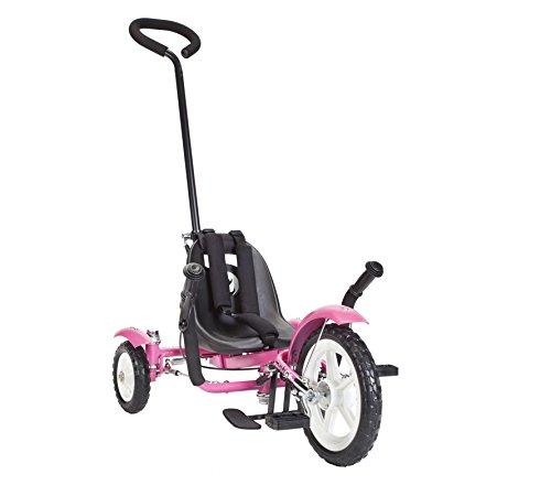 """MOBO Cruiser """"Total Tot"""" Liegefahrrad Kinderdreirad - Pink"""