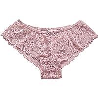 Luckycat Mujer Ropa Interior Braguitas de Encaje Sexy Bikini Bragas Algodón Bragas Pantalones de Mujer Señoras Sexy Encaje Bikini Ropa Interior