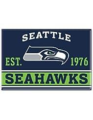 WinCraft NFL SEATTLE SEAHAWKS Metal Magnet