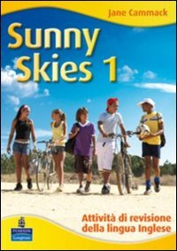 Sunny skies. Holiday book. Per la Scuola media. Con CD Audio: 1