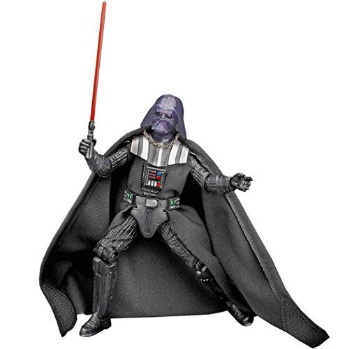 Star Wars Black Series 6 Zoll Figuren Darth Vader Kaiser, Lars-Action-Figur gemalt (Action-figur Darth Vader)