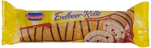 Kuchenmeister Erdbeer Rolle, 5er Pack (5 x 400 g)