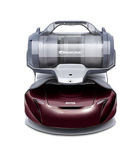 Ecovacs DEEBOT D79: Le système de nettoyage parfait avec aspirateur robot, aspirateur à main et station d'aspiration