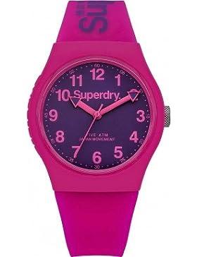 Superdry SYG164PV Damen Armbanduhr
