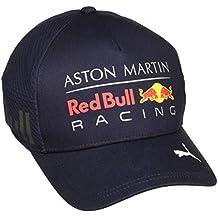 Red Bull Racing Adulti Puma Red Bull Amr Team Gear cap 2018 9926e1d995a6