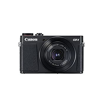 Canon Powershot G9 X Mark II Digital Camera Camera - Black
