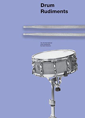 Snare Drum Rudiments Chart: Noten, Lehrmaterial, Technik für Snare-Drum