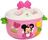 Disney Baby Pfannen, Formen und Farben, Motiv Minnie, Rosa (Clementoni 65157.3)