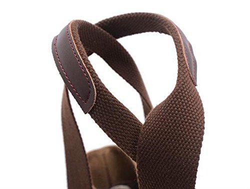 Einfache Mannbeutel-Segeltuchbeutel Bewegliche Aktenkofferfreizeit-Schulter Kurierbeutel-Computerbeutel Black