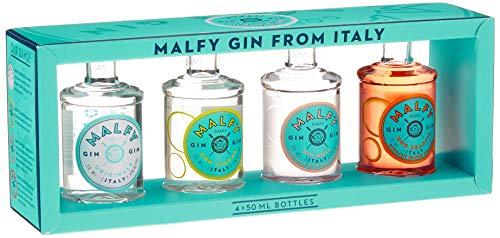 Malfy Gin Miniatur Geschenkset (4 x 50 ml) -
