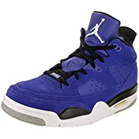 00d6727c4659ff Jordan Nike Men s Son Low Hyper Royal White Black Basketball Shoe 10.5 Men  US