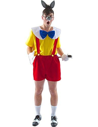 Pinocchio Esel Kostüm