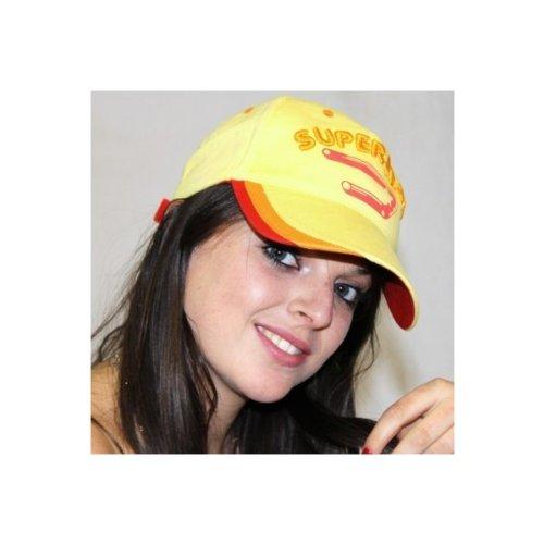 DIESEL-Cap DIESEL Baumwolle, One size, unisex, für Damen und Herren, Größe, Farbe,-TU