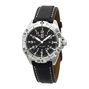 Greiner Lumi-Time montre-bracelet, acier affiné