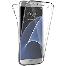 SAVFY® Custodia full body Samsung Galaxy S7 Edge, Protezione a