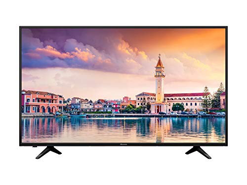 Hisense H55AE6000 138 cm (55 Zoll) LED Fernseher (Ultra HD, HDR, Triple Tuner, Smart TV)
