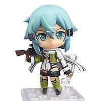 Sbarden Sword Art Online Anime Asada Shino Eco-Friendly PVC Figure / Vinyl Figure / Action Figure / Collectible Anime Fans Gift
