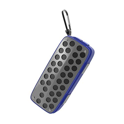 ZZLL Bluetooth-Lautsprecher Im Freien Wireless Mini Portable Handheld Hook Audio Handheld Wasserdicht Radio