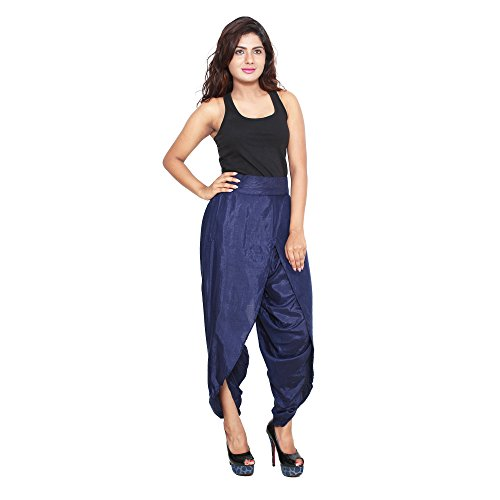 Fabrizia Women Solid Cowls Indo Western Dhoti Salwar And Pants
