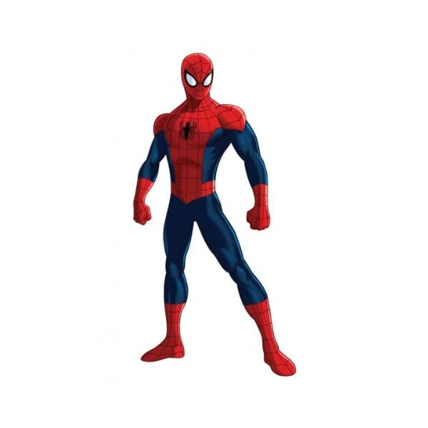 Spider-Man 014300023 - Figura articulada de cartón 1