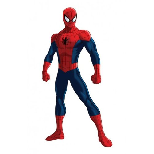 Spider-Man-014300023-Figura-articulada-de-cartn