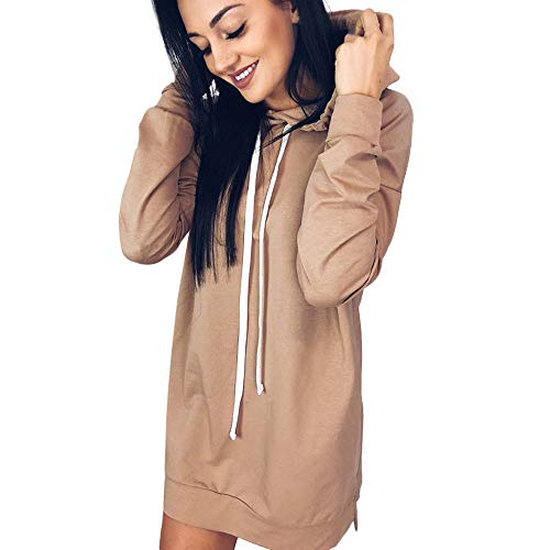 SanKidv Frauen Langarm Hoodies Damen Sweatshirts 2018 Fashion Kapuzenpullover Günstige Tops Bluse Outwear