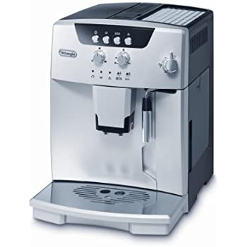 Delonghi ESAM04.110.S Machine à Espresso Magnifica Silver Automatique
