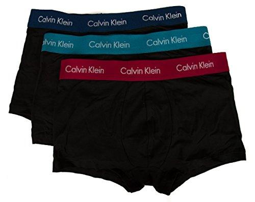 Calvin Klein Paket 3 Mann Boxer CK Artikel U2664G Hüftunterhose
