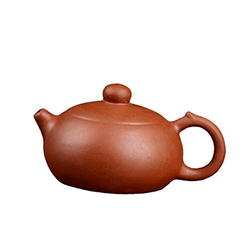 Sharplace Handgemachte Chinesische Kungfu Teekanne Mini Tee Kanne -Wohnkultur - # H