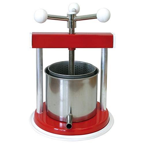 Torchio torchietto in acciaio e inox piccolo 24x24x35 cm cm
