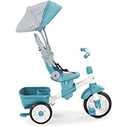 little tikes- Tricycle 4-in-1 Bleu Ciel