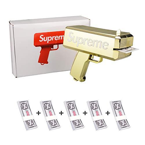Pistola del Dinero del Aerosol Juega
